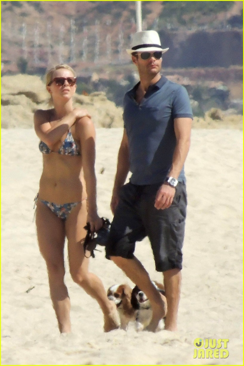 julianne hough bikini beach day ryan seacrest 02